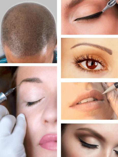 aplicación de micropigmentación en Granada