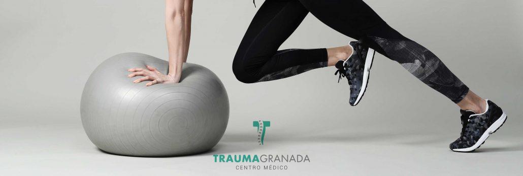 gimnasia abdominal hipopresiva en Trauma Granada